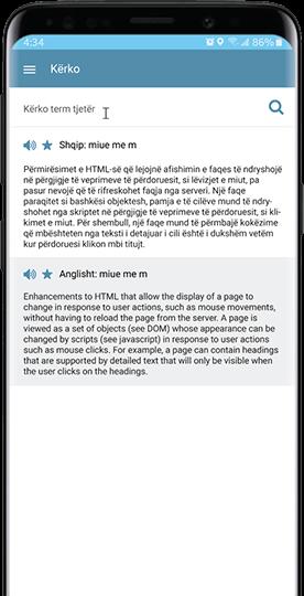 Fjalori i termave të informatikës
